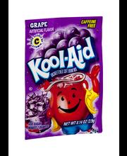Kool-Aid Grape Unsweetened Drink Mix 0.14 oz. Packet