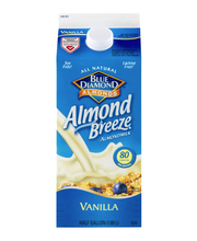 Blue Diamond Almonds® Almond Breeze® Vanilla Almondmilk 0.50 ...