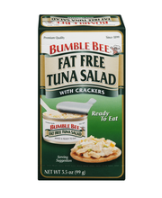 Bumble Bee® Snack on the Run! Fat-Free Tuna Salad with Wheat ...