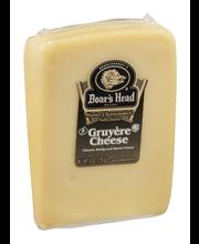 Boar's Head Gruyere Cheese