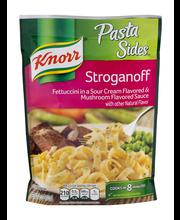 Knorr® Pasta Sides™ Stroganoff Fettuccini 4 oz. Pouch