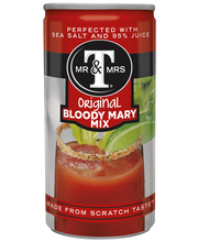 Mr & Mrs T® Original Bloody Mary Mix 5.5 fl. oz. Can