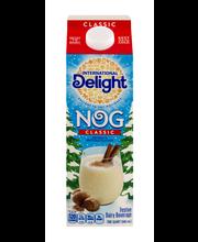 International Delight™ Classic Nog Festive Dairy Drink 1 qt. ...