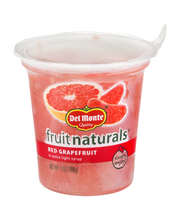 Del Monte® Fruit Naturals® Red Grapefruit in Extra Light Syru...