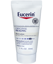 Eucerin® Original Healing Rich Lotion 1 fl. oz. Tube