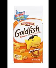 Pepperidge Farm® Goldfish® Cheddar Baked Snack Crackers 6.6 oz. Bag