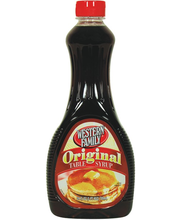Wf Imit Maple Pancake Syrup