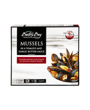 Bantry Bay Premium Seafoods Mussels in a Tomato & Garlic Butt...