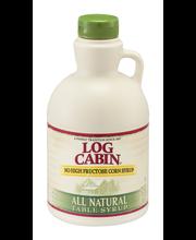 Log Cabin® All Natural Table Syrup 22 fl oz Jug