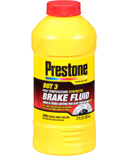 Prestone® DOT 3 High Temperature Synthetic Brake Fluid AS-400...