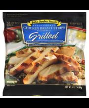 John Soules Foods® Grilled Chicken Breast Strips 16 oz. Bag