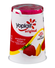 Yoplait® Original Yogurt Strawberry Mango 6.0 oz. Cup