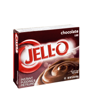 Jell-O® Chocolate Instant Pudding & Pie Filling Mix 5.9 oz. Box