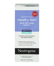 Neutrogena Healthy Skin® Anti-Wrinkle Cream Original Formula ...