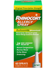 Rhinocort® Allergy Spray 0.169 fl. oz. Box