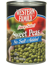 Wf Peas No Salt
