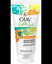 Fresh Effects Olay Fresh Effects Clear Skin Acne Hater Deep S...