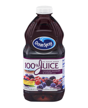 Ocean Spray® Cranberry Blueberry Blackberry Flavor 100% Juice...
