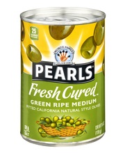 Pearls® Simply Olives™ Green Ripe Medium Pitted California Ol...
