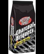 Wf Charcoal Briquets Inlight T