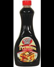 Wf Pancake Syrup Prem