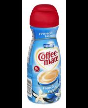 Nestle Coffeemate French Vanilla Liquid Coffee Creamer 16 fl....