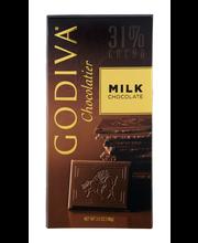 Godiva Chocolatier Milk Chocolate