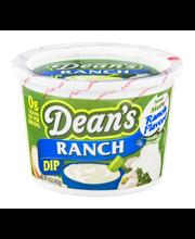 Dean's® Ranch Dip 16 oz. Tub