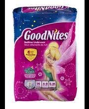 Goodnites® Jumbo Small/medium Bedtime Pants For Girls Bedtime...