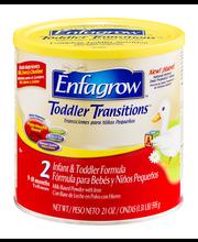 Enfagrow™ Toddler Transitions™ Infant & Toddler Formula 20 oz...