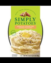 Simply Potatoes® Parmesan Peppercorn Mashed Potatoes 21 oz. Pack