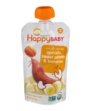 Happy Baby® Simply Combo Organic Baby Food 4 oz. Pouch
