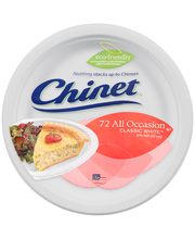 "Classic White™ All Occasuion 8.75"" Plates 100 ct Bag"