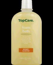 TOPCARE FOAM BATH HONEY ALMOND
