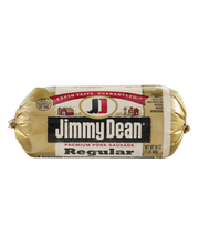 Jimmy Dean® Regular Premium Pork Sausage 16 oz. Chub