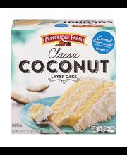 Pepperidge Farm® Classic Coconut Layer Cake 19.6 oz. Box