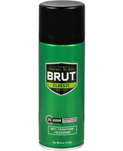 BRUT® Classic Scent Anti-Perspirant & Deodorant 6 oz. Can