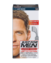 Just For Men Autostop Formula Easy Comb-In Haircolor A-25 Lig...