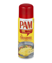 PAM® Original Cooking Spray 6 oz. Aerosol Can