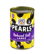 Pearls® Reduced Salt Large Pitted California Ripe Olives 6 oz...