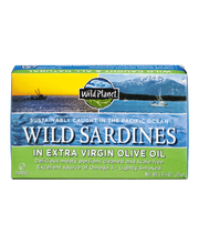 Wild Planet Wild Sardines In Extra Virgin Olive Oil