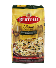Bertolli® Classic Meal for 2 Chicken Florentine & Farfalle 24...