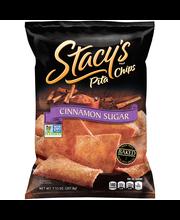Stacy's® Cinnamon Sugar Pita Chips 7.33 oz. Bag
