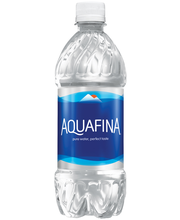 Aquafina® Purified Drinking Water 20 fl. oz. Bottle