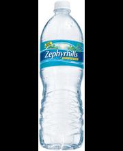 Zephyrhills® 100% Natural Spring Water 33.8 fl. oz. Bottle