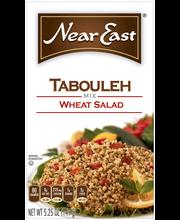 Near East® Wheat Salad Tabouleh Mix 5.25 oz. Box