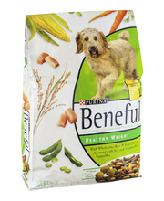 Purina Beneful Healthy Weight With Real Chicken Dog Food 3.5 ...