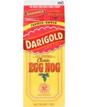 Darigold® Old-Fashioned Classic Egg Nog 1/2 gal. Carton