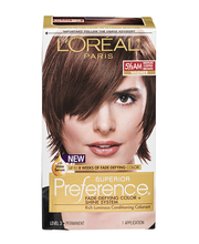 L'Oreal® Paris Superior Preference® Hair Color Warmer 5-1/2AM...