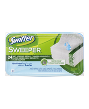 Swiffer Sweeper Wet Mopping Pad Refills for Floor Mop Open Wi...